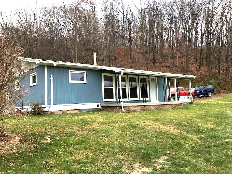 Blue Jay Cabin - Hocking Hills Ohio - Nelsonville