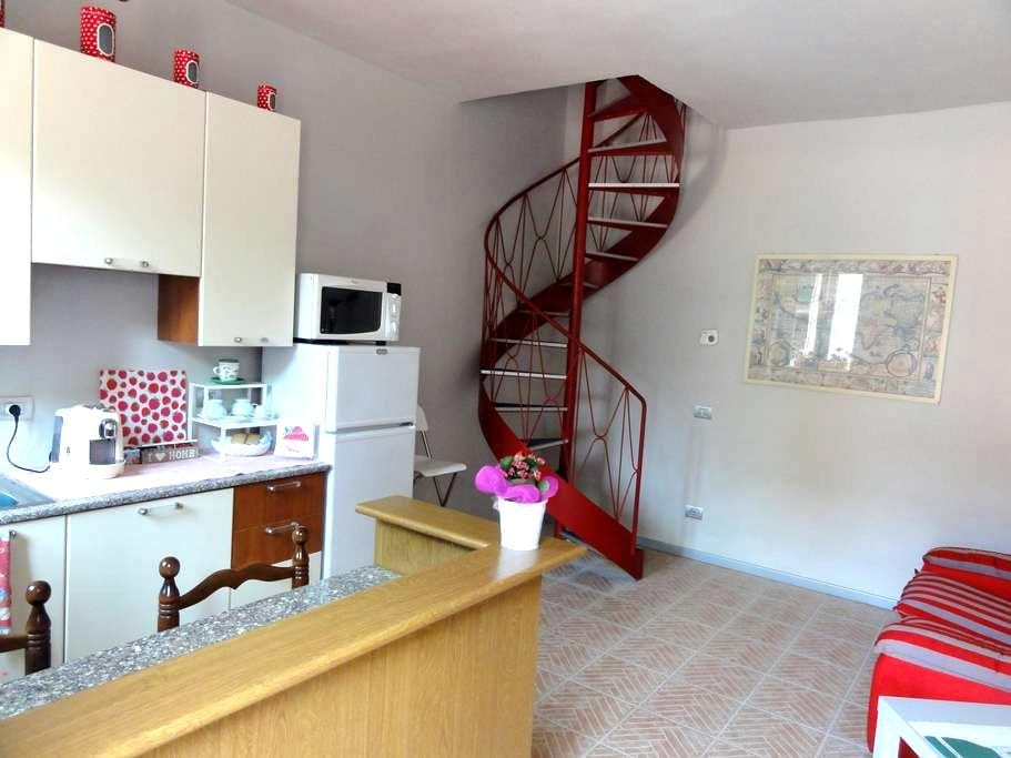 Bed & Breakfast in the city centre - Magenta - Penzion (B&B)