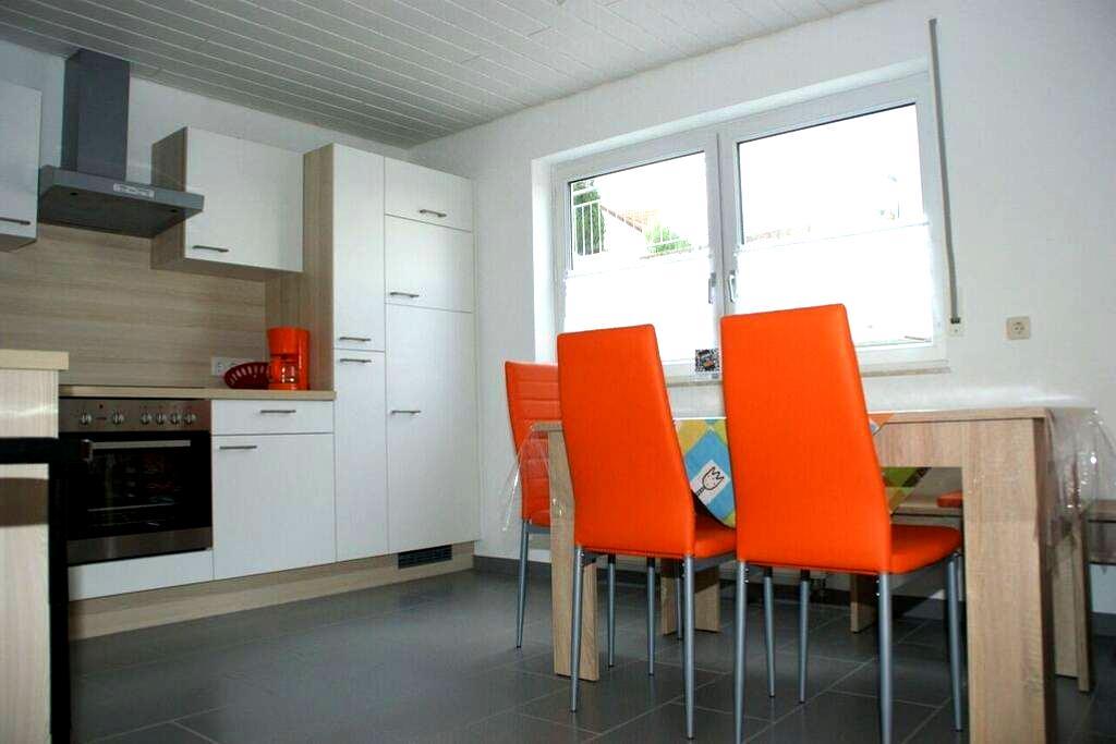 Ferienwohnung Dorfblick - Burladingen - アパート