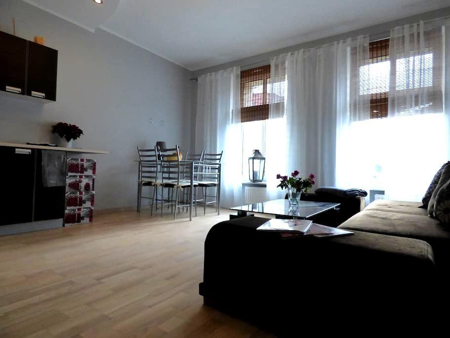 Wały Chrobrego - Szczecin - Wohnung