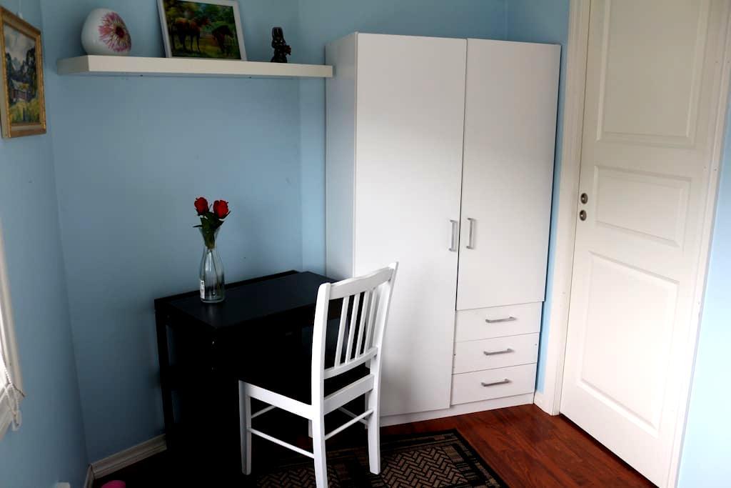 Cosy room close to Sentrum. - Bergen - Lejlighed