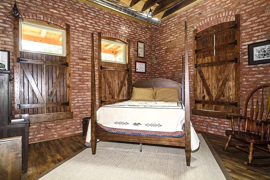 Cozy 1870's cottage in downtown Cape - Cape Girardeau - บ้าน