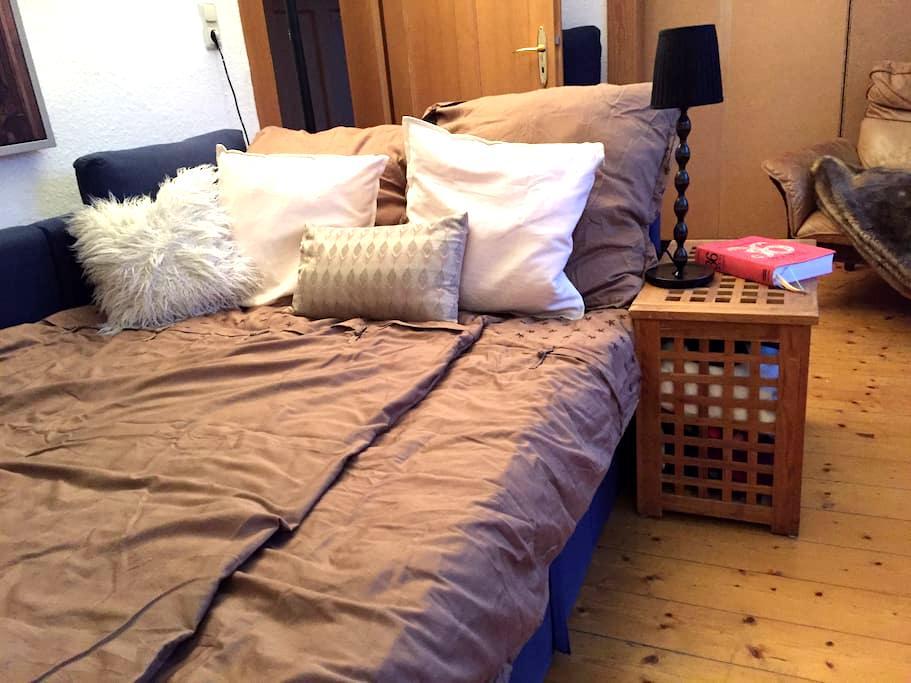 Gemütliches Erkerzimmer mitten in Weidenau - Siegen - Apartamento