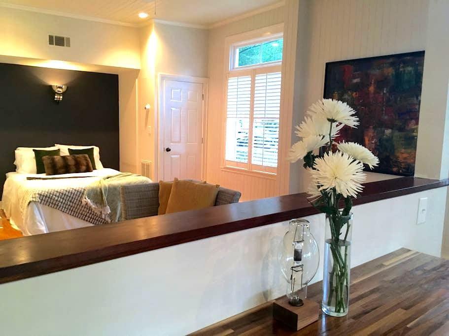 A Sweet Suite in Historic Savannah - Savannah - Appartement en résidence