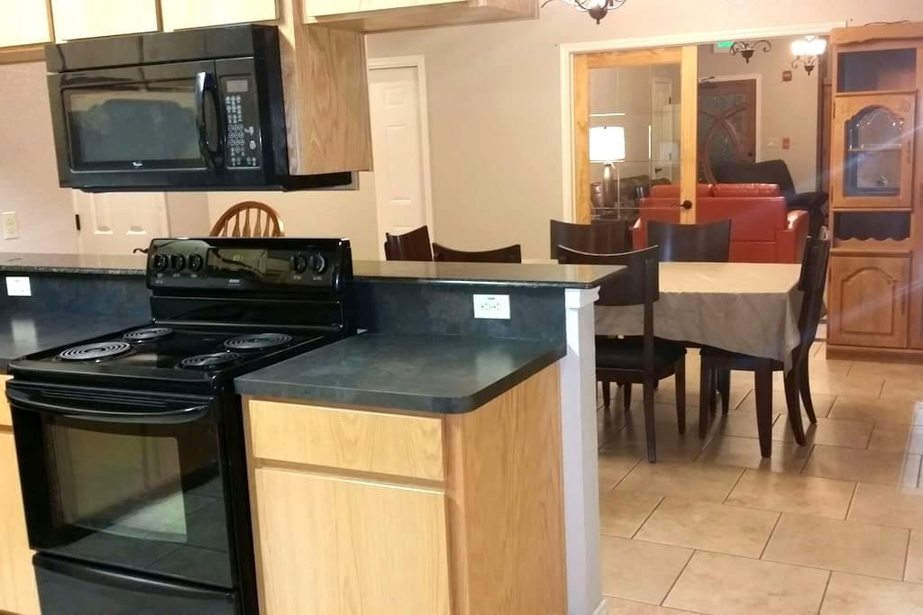 Fully loaded luxury apartment - Killeen
