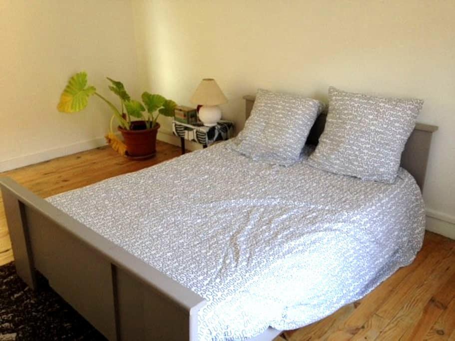 Chambre individuelle dans notre maison - Foix - Hus