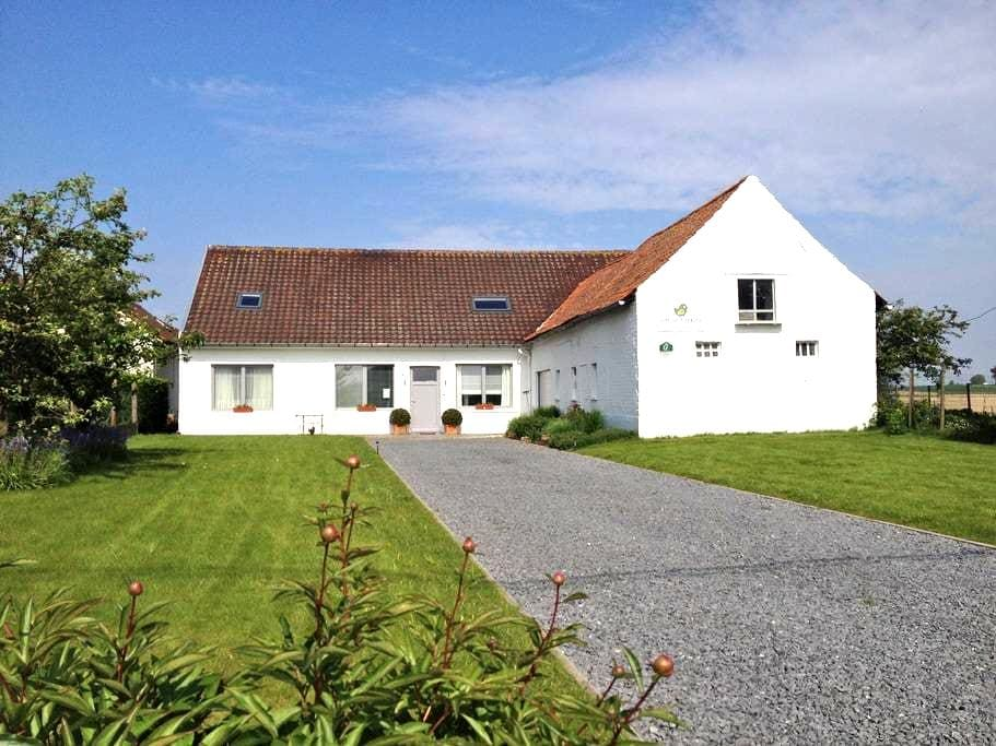 Countryside Cottage : 7 to 9 hosts - Tournai