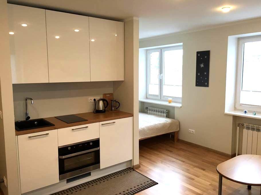 Cozy studio apartment near Old Town - Haapsalu - Apartment