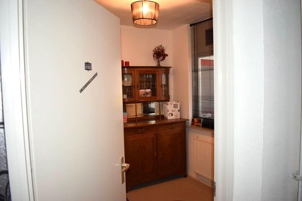 CasadiMo-Lovely room in homey apartment w/ garden - Groningen - Apartment