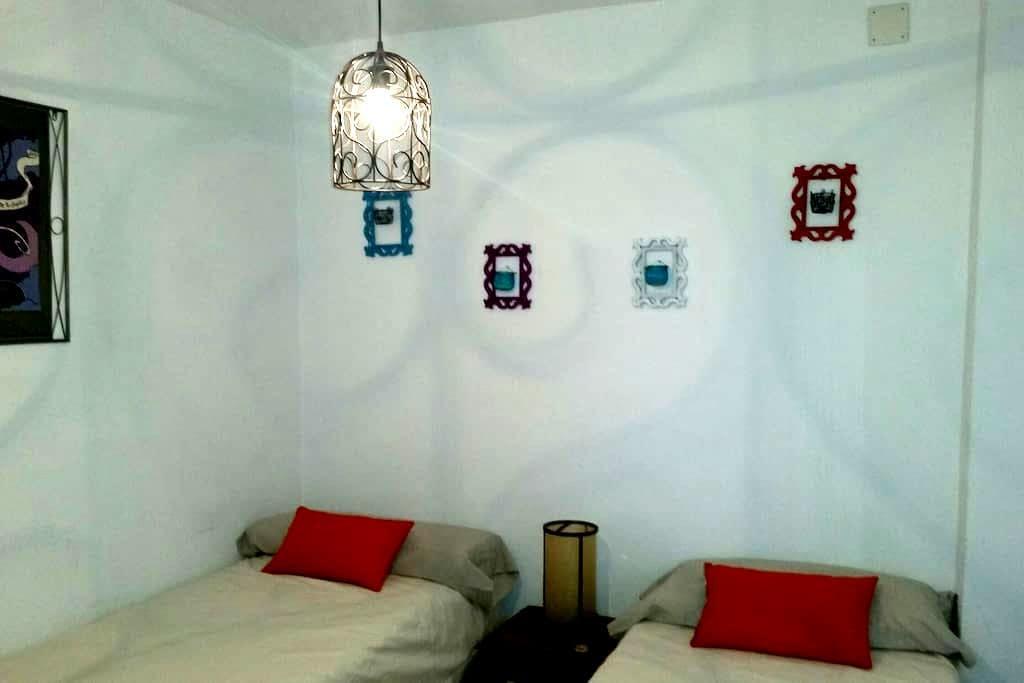 Habitacion en Centro de Málaga - Málaga - Dům