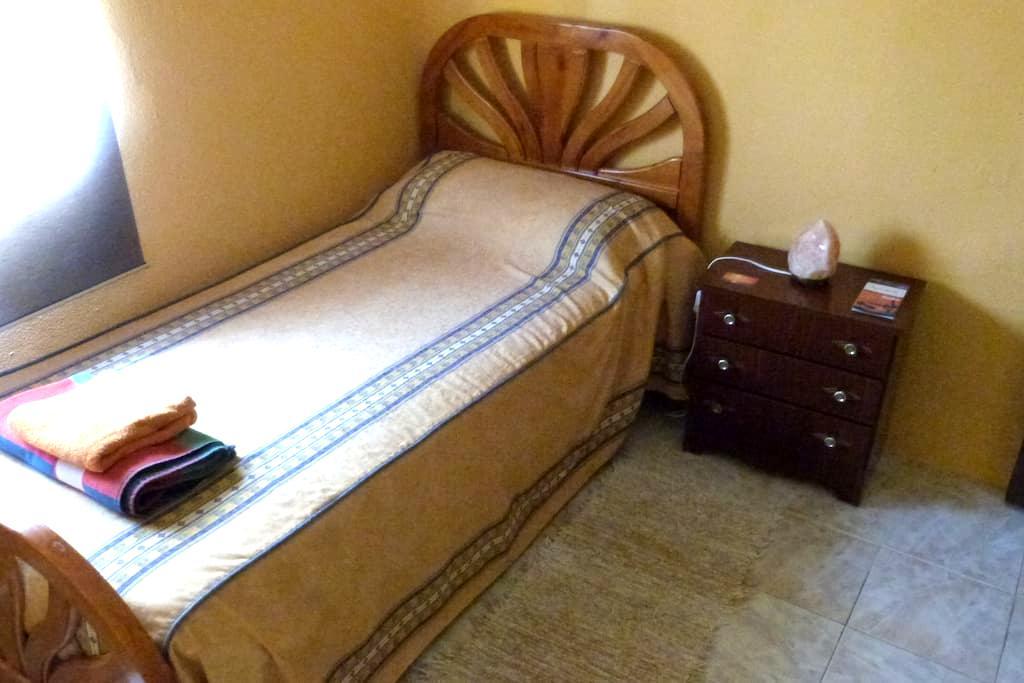 Habitación individual-RTA:VFT/HU/00078 - Huelva - Haus