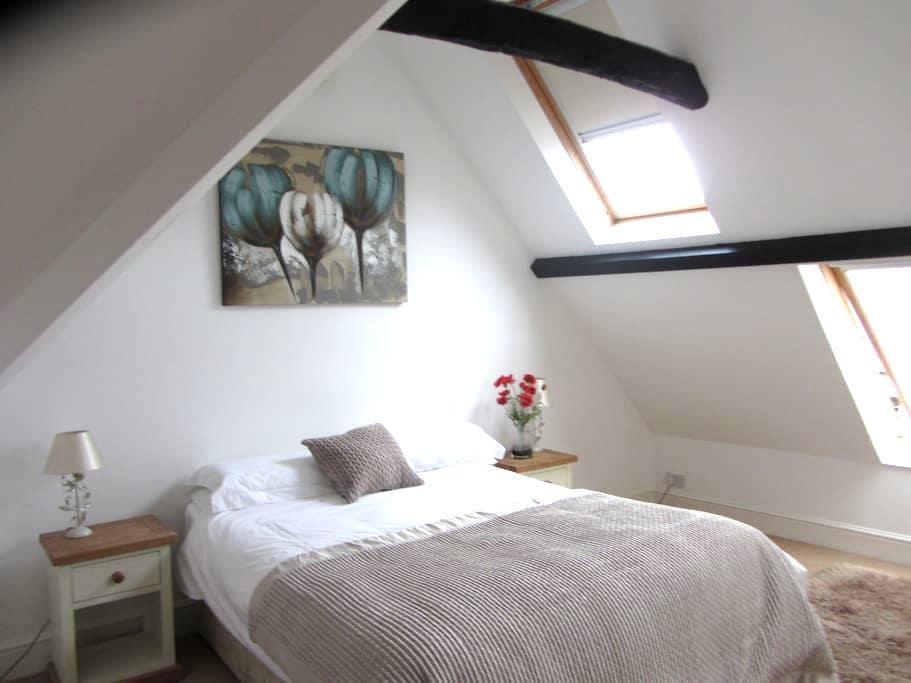 Lovely room in pretty Devonvillage - Ide - Bed & Breakfast