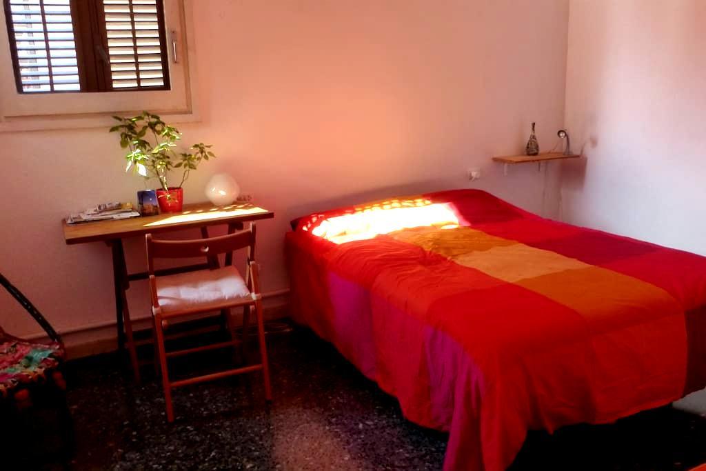 Habitación doble + desayuno  - Badalona - Bed & Breakfast