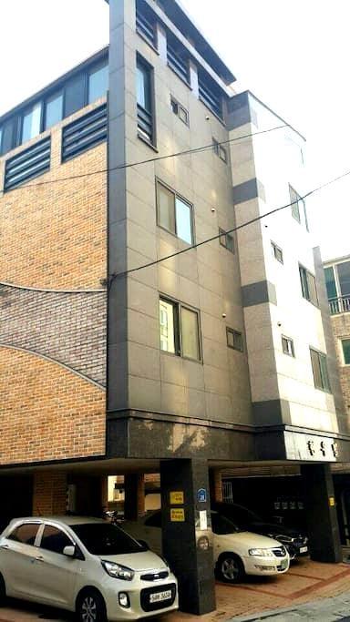 전하동 깨끗한 쓰리룸 - 울산광역시 - House