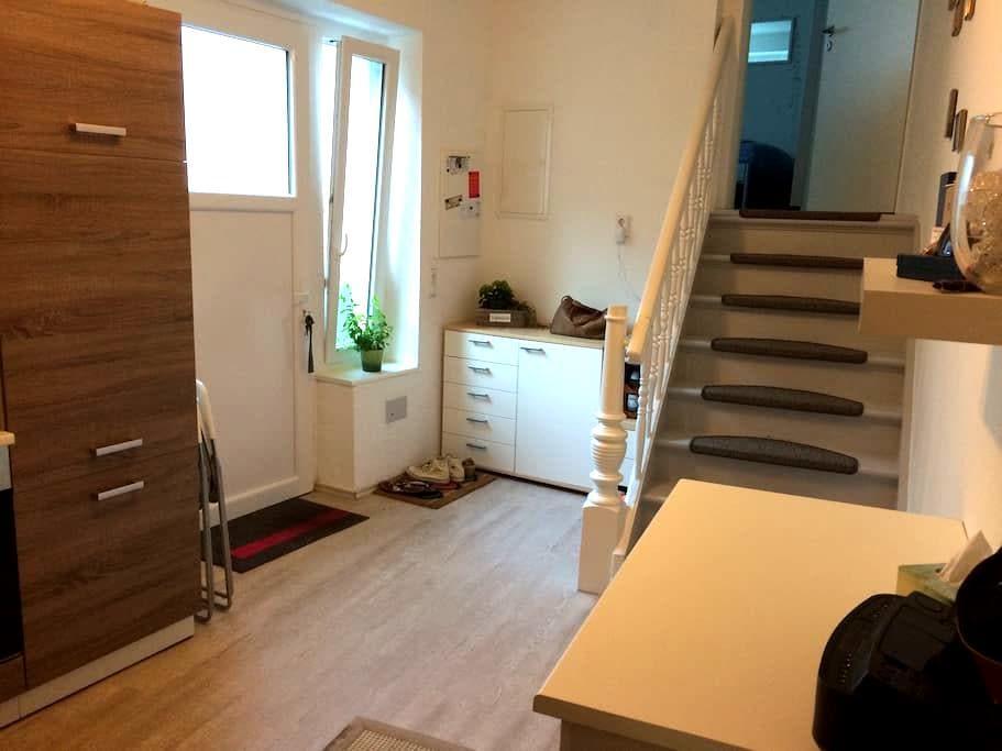 Sehr zentrale 1-Zimmer-Wohnung - Kiel - Appartement
