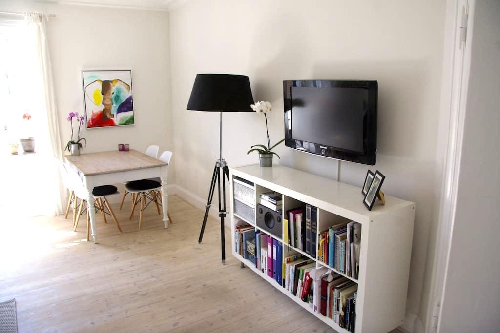 Central Charming and Cosy flat  - Copenhagen - Flat