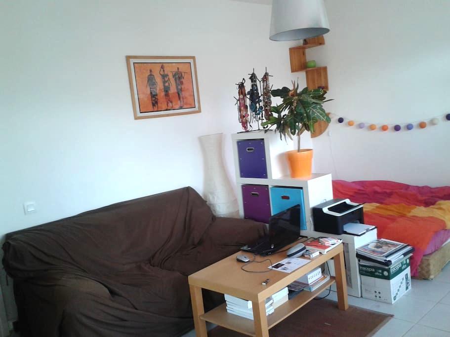 F1 à Chambéry - Chambéry - Apartamento