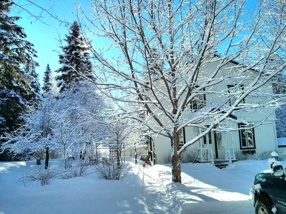 Country house by Stoneham-et-Tewkesbury - Quebec - Stoneham-et-Tewkesbury - บ้าน