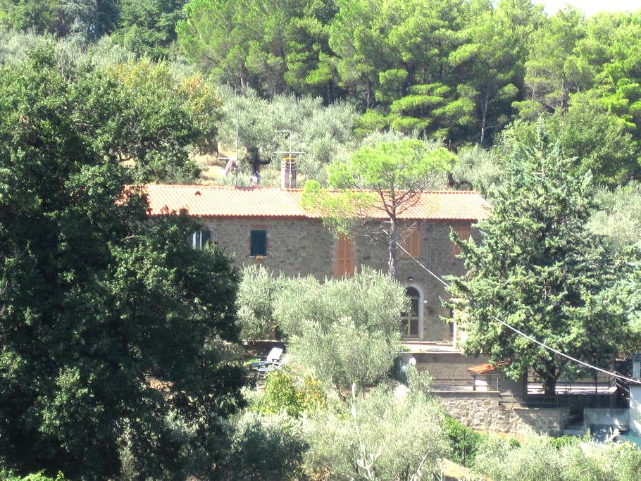 Casale Fabio Gisel            Loc. cerqua sasso,47 - Passignano sul Trasimeno - House