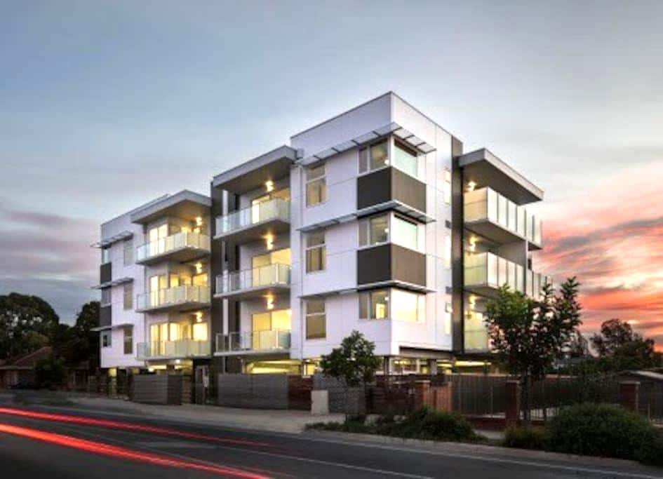 Modern and convenient new apartment - Prospect - Daire