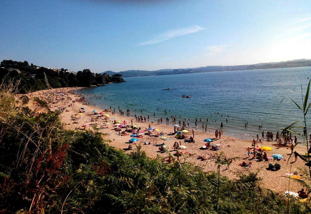 Playa Perbes Miño-Pontedeume - Pontedeume