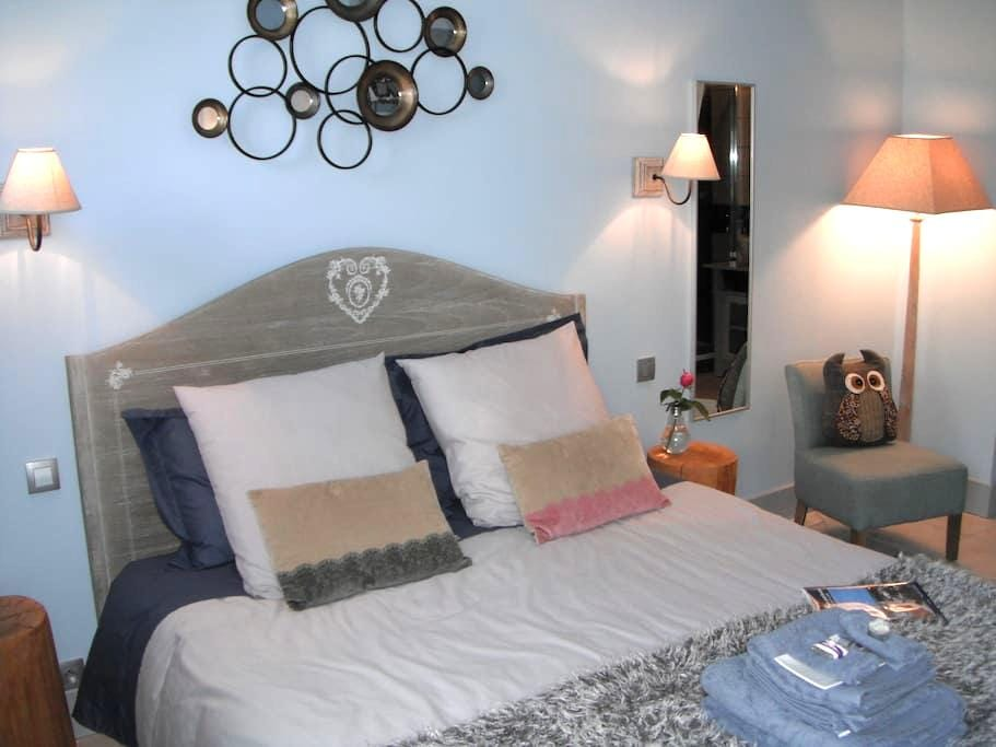 Le Brame - chambre la Chouette - Avilly-Saint-Léonard - Bed & Breakfast