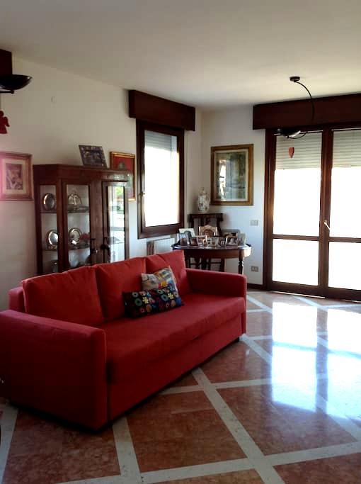 Schoenes Zimmer im Zentrum von Padua - Padova - Apartment