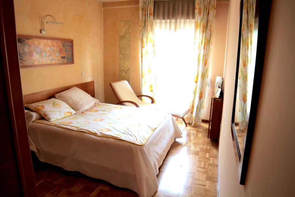 Habitacion y baño precioso  privado - Madrid - Daire