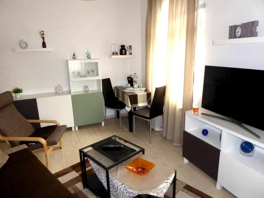 2 Raum Appartement vollständig ausgestattet - Erfurt - Apartemen