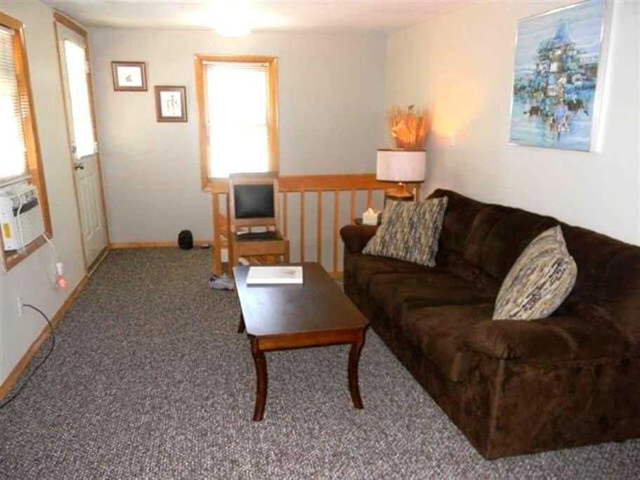 1-BR Apartment close to downtown! - Saratoga Springs - Apartament