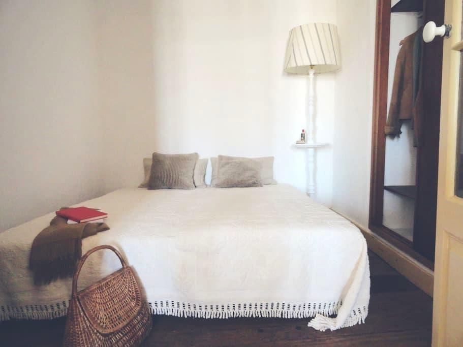 A Casa Grande: Couple Alcove - Vila do Bispo - Haus