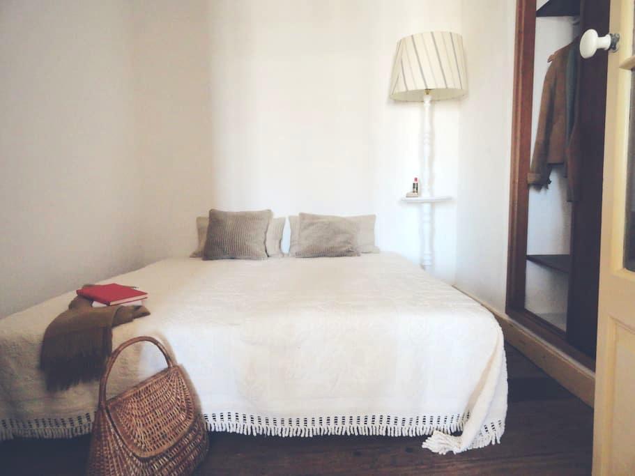 A Casa Grande: Couple Alcove - Vila do Bispo - Dům
