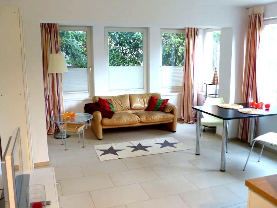 Bright and modern 1 bedroom apartment - Heidelberg