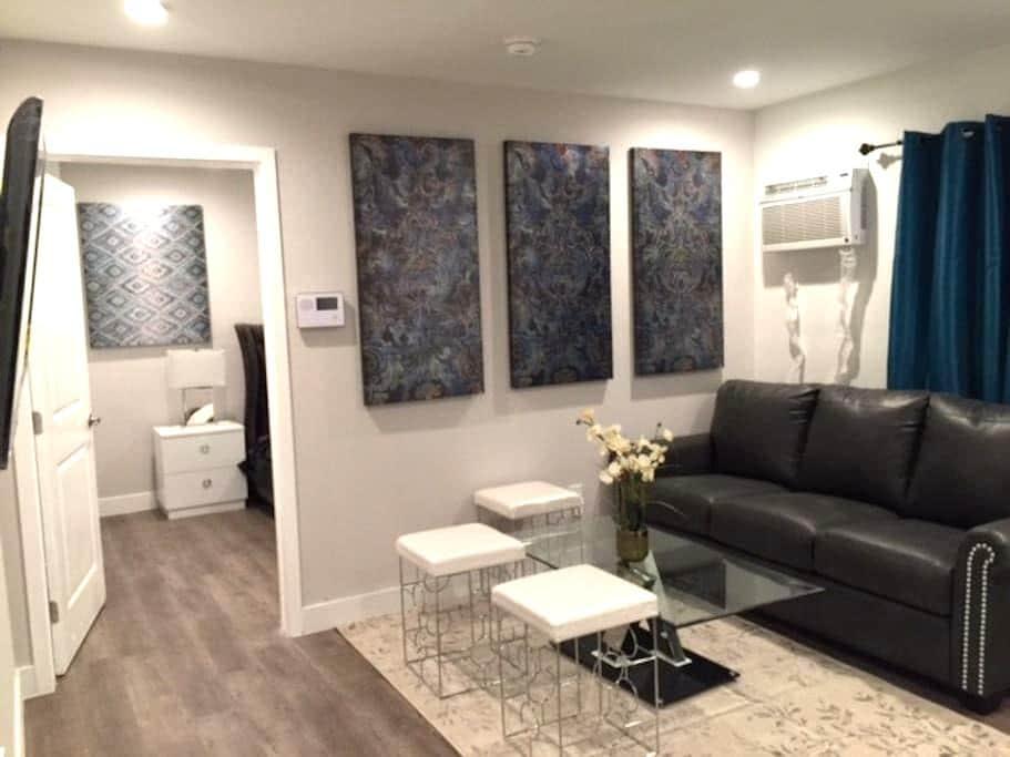 Beautiful and Cozy Modern 1 Bedroom -A - ลอสแอนเจลิส