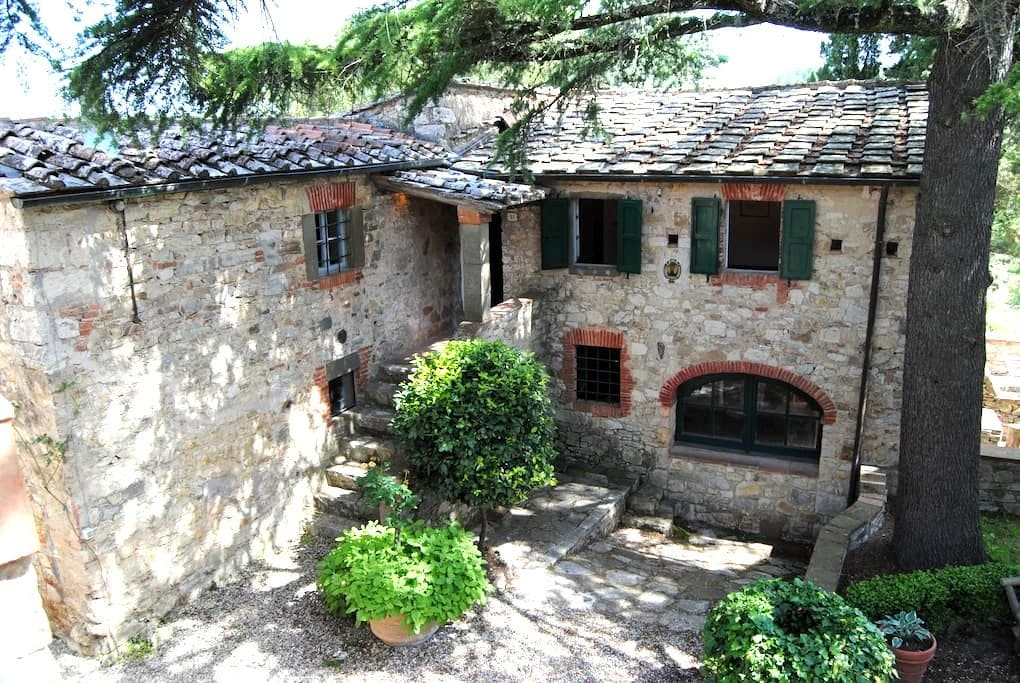 Casa vacanze Ama in Chianti (SI) - Gaiole In Chianti
