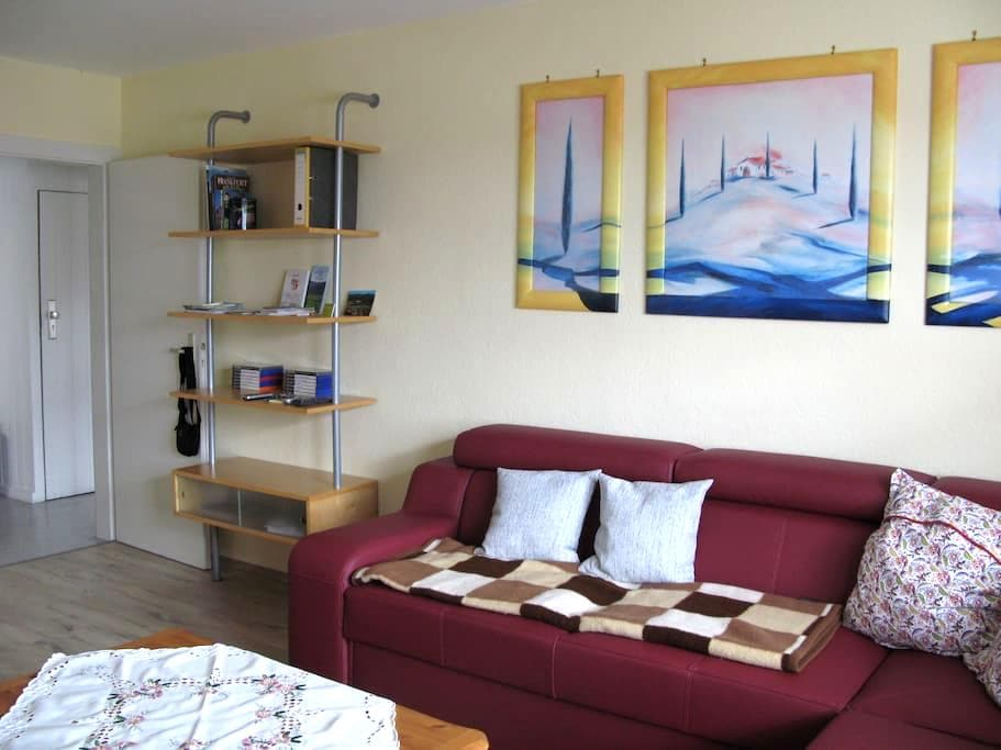 Apartment Wolff, Kelkheim - Kelkheim (Taunus) - Lägenhet