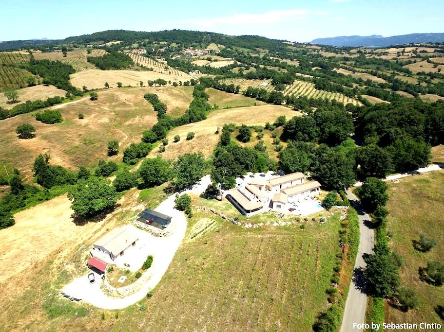 Country house La Meria - Catabbio - Apartamento