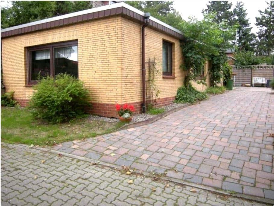 Ferienhaus nahe Hamburg - Geesthacht