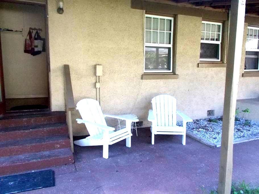 Private half a house. - Daytona Beach - Huis