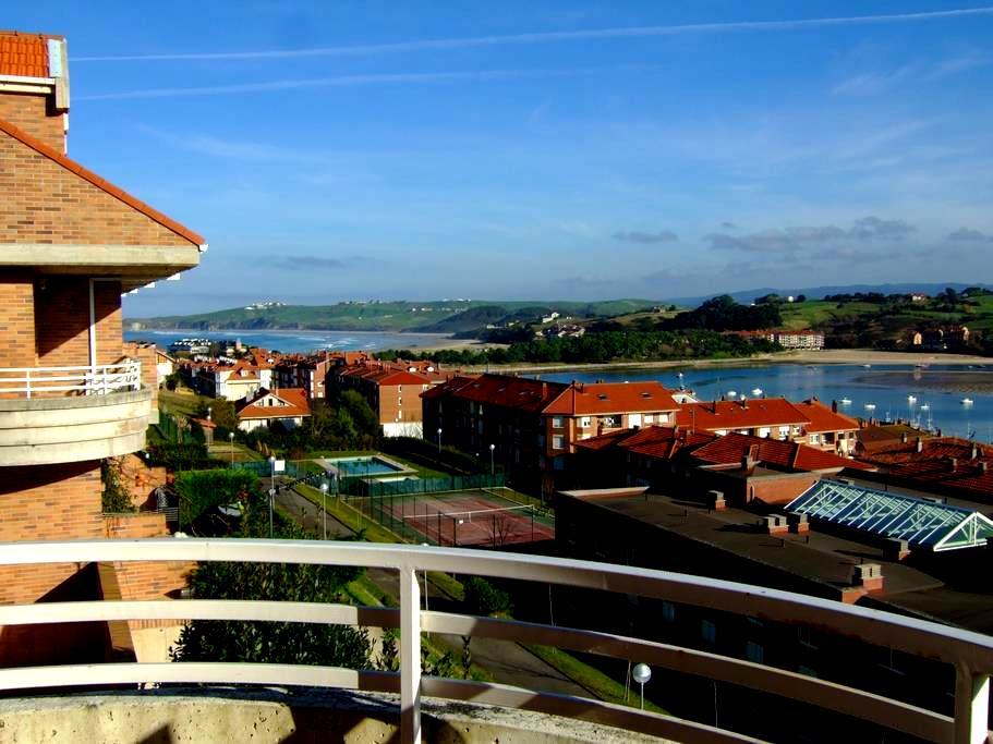 Duplex San Vicente de la Barquera - San Vicente de la Barquera - Apartament
