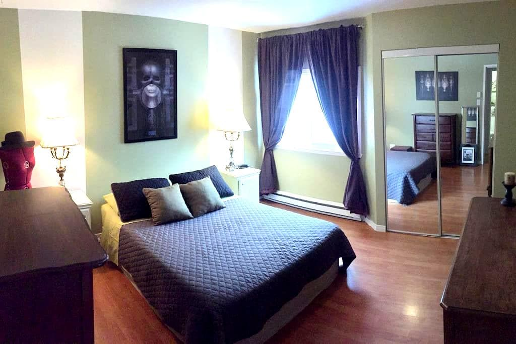 Perfect for travelers and professionals - Ville de Québec - Apartemen
