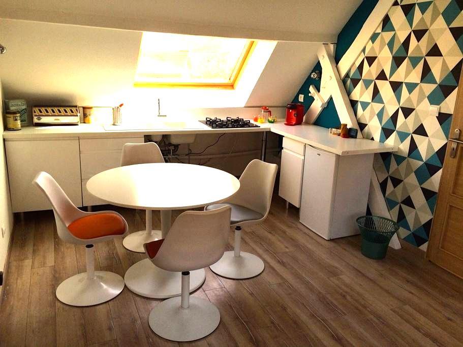 Magnifique appartement - campagne A - Niederschaeffolsheim - Pis