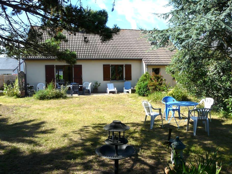 villa pour 8 personnes à 250 m de la mer - Agon-Coutainville