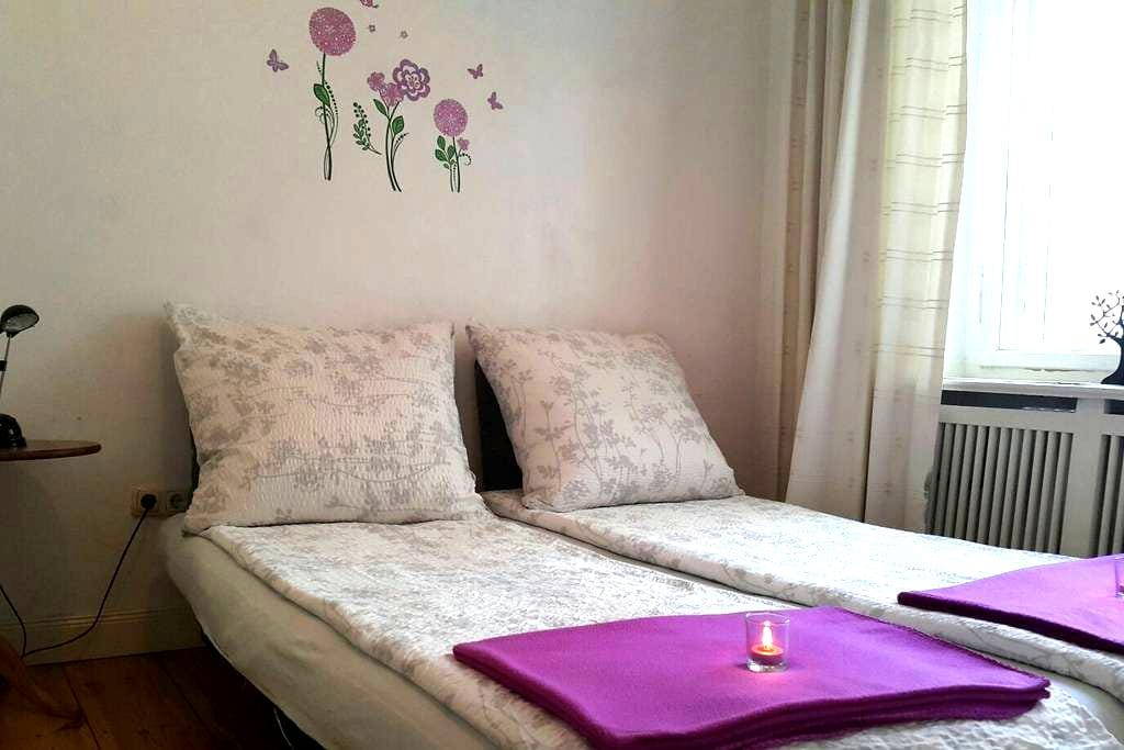 Room for two persons - Berlin - Daire