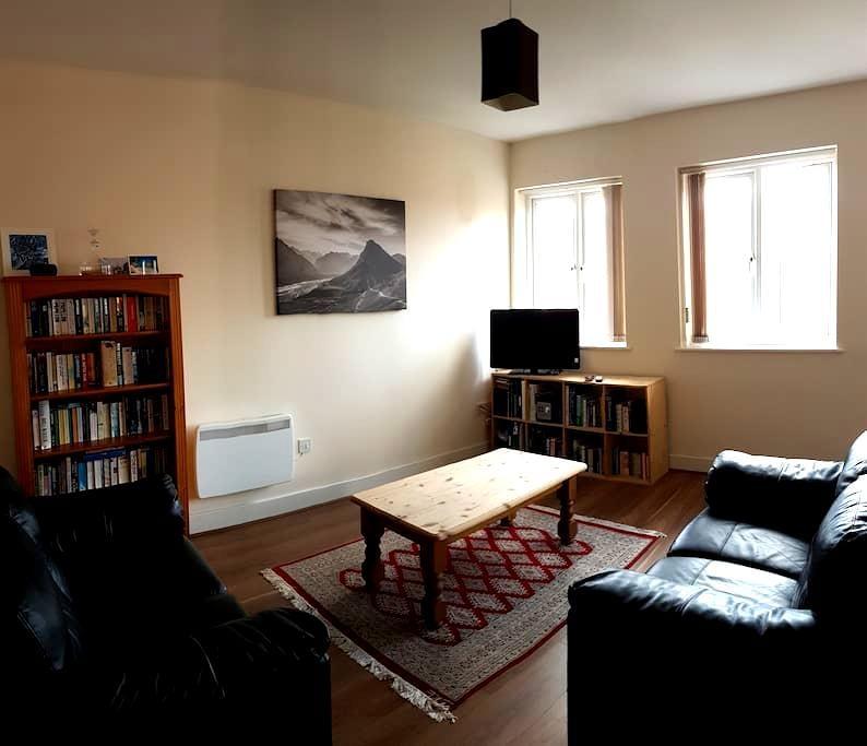 Two bedroom top floor apartment - Nottingham - Apartment