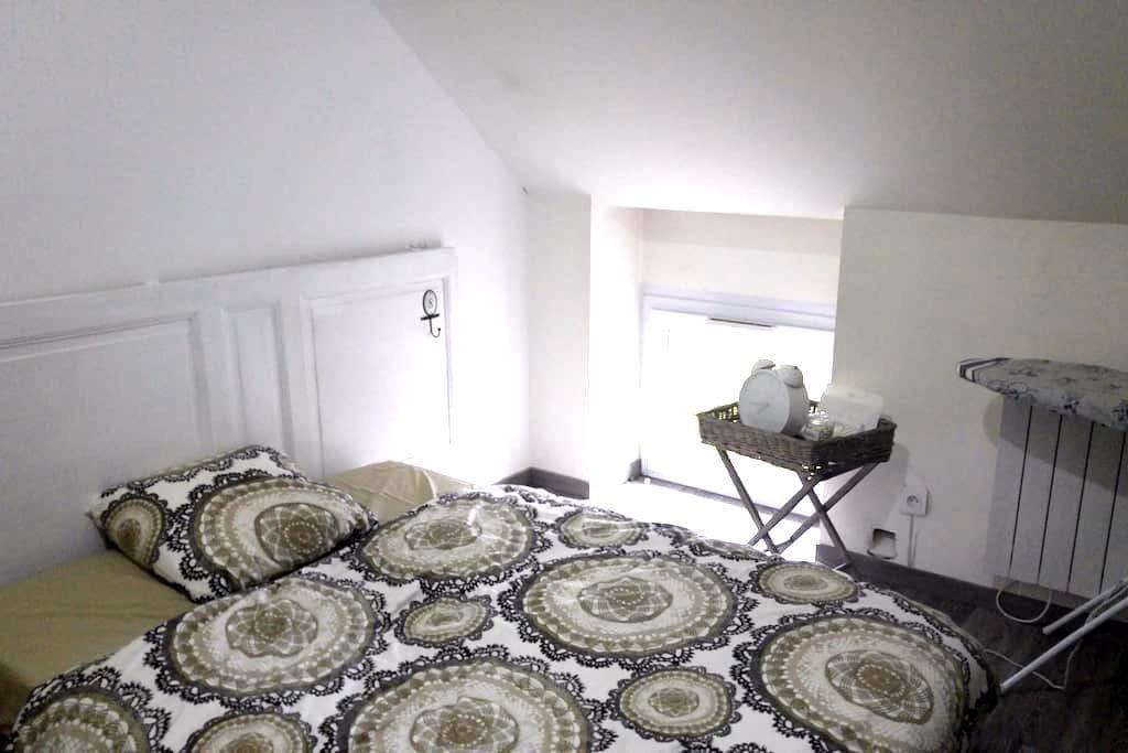 Chambre privé dans maison - Buxerolles