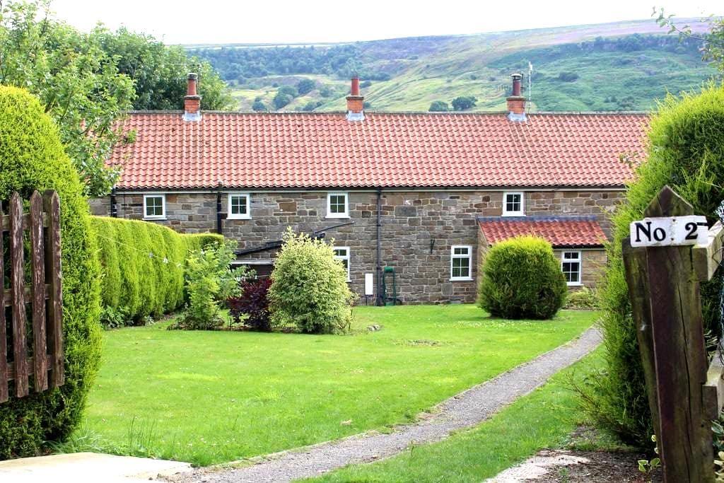 Large 4 BedCottage - Rosedale Abbey - Rosedale Abbey