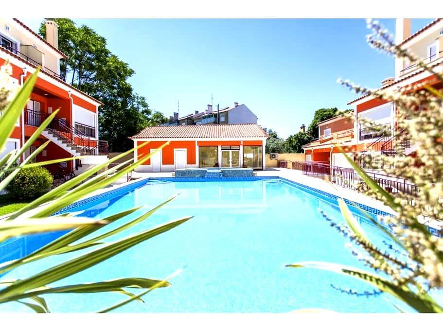 Vila Palmeira Apartment - Tomar - Appartement