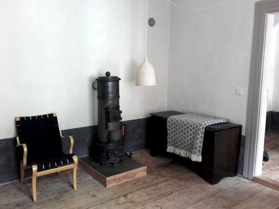 Ferienwohnung mit Ofen in Stralsund - Stralsund