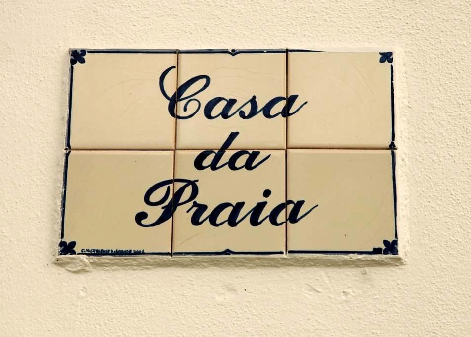"""""""Casa da Praia"""" - Porto Formoso"""